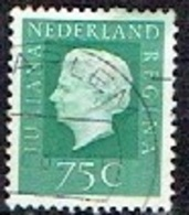 NETHERLAND  #  FROM 1972 STAMPWORLD 981 - Period 1949-1980 (Juliana)
