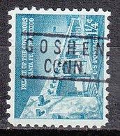 USA Precancel Vorausentwertung Preo, Locals Connecticut, Goshen 801 - Vereinigte Staaten