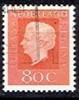 NETHERLAND  #  FROM 1972 STAMPWORLD 982 - Period 1949-1980 (Juliana)