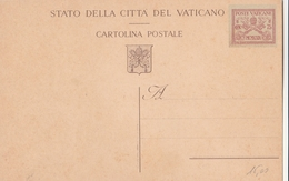 Vaticano Intero Postale Da 75 Cents. - Postal Stationeries