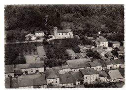 CPSM Photo Vandeleville 54 Meurthe Et Moselle Vue Aérienne Centre Eglise éditeur CIM Combier N°43-45 - France