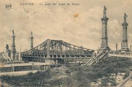 CPA - Belgique - Oostende - Ostende - Le Pont De Smet De Nayer - Oostende