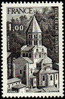 France Architecture N° 1998 ** Eglise De Saint Saturnin (Puy De Dôme) - Eglises Et Cathédrales