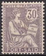N° 29 - X - - Port-Saïd (1899-1931)