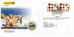 "BRD Schmuck-FDC (Deutsche Post)  ""Europa: Ferien"", 2x Mi. 2397 ESSt 6.5.2004 BONN - BRD"