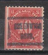 USA Precancel Vorausentwertung Preo, Locals Connecticut, Greenwich J65-608 - Vereinigte Staaten