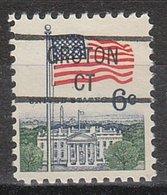 USA Precancel Vorausentwertung Preo, Locals Connecticut, Groton 841 - Vereinigte Staaten