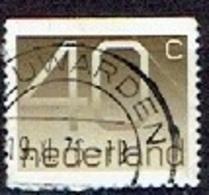 NETHERLAND  #  FROM 1976 STAMPWORLD 1067c - Period 1949-1980 (Juliana)