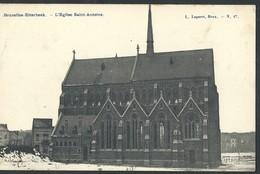 CPA R_ETTERBEEK L'Eglise Saint Antoine - Etterbeek
