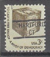 USA Precancel Vorausentwertung Preo, Locals Connecticut, Hartford 841 - Vereinigte Staaten