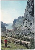 Jossingfjord - Ruten Flekkefjord - Egersund - (Norge - Norway) - Noorwegen