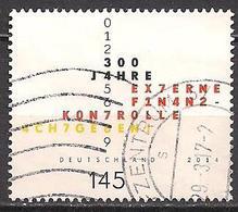 Deutschland  (2014)  Mi.Nr.  3106  Gest. / Used  (12ah48) - BRD