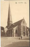 CPA BAZEL - WAAS  Kerk - Eglise - Kruibeke