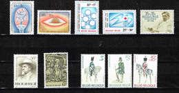 Lot Belg Selectie 1981 Postfris** - België
