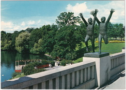 Oslo - Parti Fra Vigelandsanlegget - Vigeland Sculpture Park - (Norge - Norway) - Noorwegen