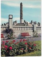 Oslo - Parti Ved Monolitten I Frognerparken  - 'Monolitt' In The Vigeland Sculpture Park - (Norge - Norway) - Noorwegen