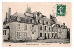 (58) 339, Pougues Les Eaux, BF Paris 8, L'Hotel De Ville - Pougues Les Eaux