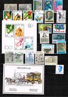 Lot Belg Selectie 1982 Postfris** - België
