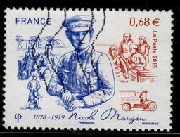 LOTE 1832  ///  France 2015 - YT 4936  - Nicole Mangin - France