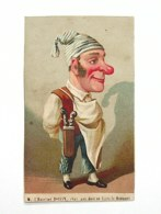 Trading Card / Chromo - L' Hotelier Boivin - Chez Qui Doit Se Faire Le Banquet - Jean Bart Paris - Autres