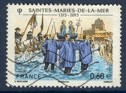 LOTE 1832  ///  France - 2015  - Saintes-Maries De La Mer - France