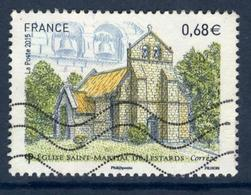 LOTE 1832  ///  France - 2015 - Eglise Saint-Martial De Lestards - France