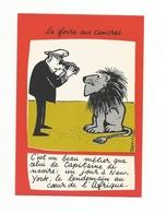 ILLUSTRATION DORVILLE - HUMOUR - LA FOIRE AUX CANCRES -c'est Un Beau Metier Que Celui De Capitaine - Autres Illustrateurs