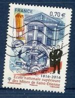 LOTE 1832  ///  France 2016 - YT 5066 - école Nationale Supérieure Des Mines - France