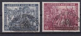 SBZ Nr. 240/41, Gest. (T 10054) - Sowjetische Zone (SBZ)