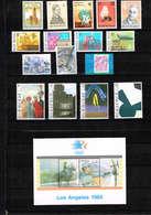 Lot Belg Selectie 1984 Postfris** - België