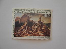 1966 Mauritanie Yv PA 61  ** MNH Bateaux Ships Paintings Cote 15.00 € Michel 289 Scott C 58  SG 250 - Mauritanie (1960-...)
