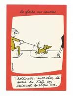 ILLUSTRATION DORVILLE - HUMOUR - LA FOIRE AUX CANCRES -trottiner Marcher La Queue  En L'air - Autres Illustrateurs
