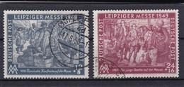 SBZ Nr. 240/41, Gest. (T 10055) - Sowjetische Zone (SBZ)