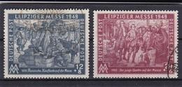 SBZ Nr. 240/41, Gest. (T 10056) - Sowjetische Zone (SBZ)