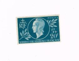 Série De Londres. MNH,Neuf Sans Charnière,Falzlos. Yvert 197 - A.E.F. (1936-1958)