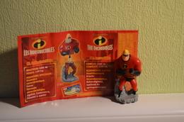 Kinder Indestructibles - Incredibles 2004 MPG C 302 - Mr Indestructible + BPZ - Cartoons