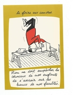 ILLUSTRATION DORVILLE - HUMOUR - LA FOIRE AUX CANCRES -rien Ne Doit Empecher Les Cerveaux - Autres Illustrateurs