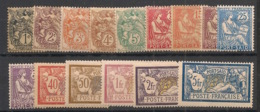 Port Said - 1902-20 - N°Yv. 20 à 34 - Série Complète - Neuf * / MH VF - Ungebraucht