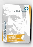 Magnets - Institut Pasteur - Rendons Malades Les Maladies Donnons - - Characters