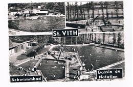 B-7073   SANKT-VITH : Schwimmbad - Bassin Des Nations - Sankt Vith