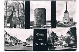 B-7074   SANKT-VITH : Grüsse Aus - Sankt Vith
