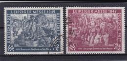 SBZ Nr. 240/41, Gest. (T 10057) - Sowjetische Zone (SBZ)