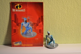 Kinder Indestructibles - Incredibles 2004 MPG C 308 + BPZ - Dibujos Animados