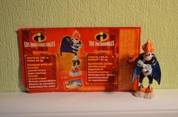 Kinder Indestructibles - Incredibles 2004 MPG C 307 - Syndrome + BPZ - Dibujos Animados