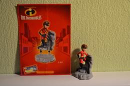 Kinder Indestructibles - Incredibles 2004 MPG C 301 + BPZ - Cartoons