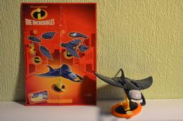 Kinder Indestructibles - Incredibles 2004 MPG C 309 + BPZ - Cartoons