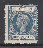 Cuba Sueltos 1898 Edifil 173 ** Mnh - Cuba (1874-1898)