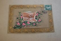 Branche Fleurie - Carte Celluloïd - Autres