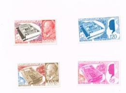 Expo 67.MH,Neuf Avec Charnière,Falz. Yvert 616/9 - Tunisie (1956-...)
