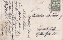 SÜD WEST AFRIKA 1910 CARTE POSTALE DE KARIBIB - Colony: German South West Africa